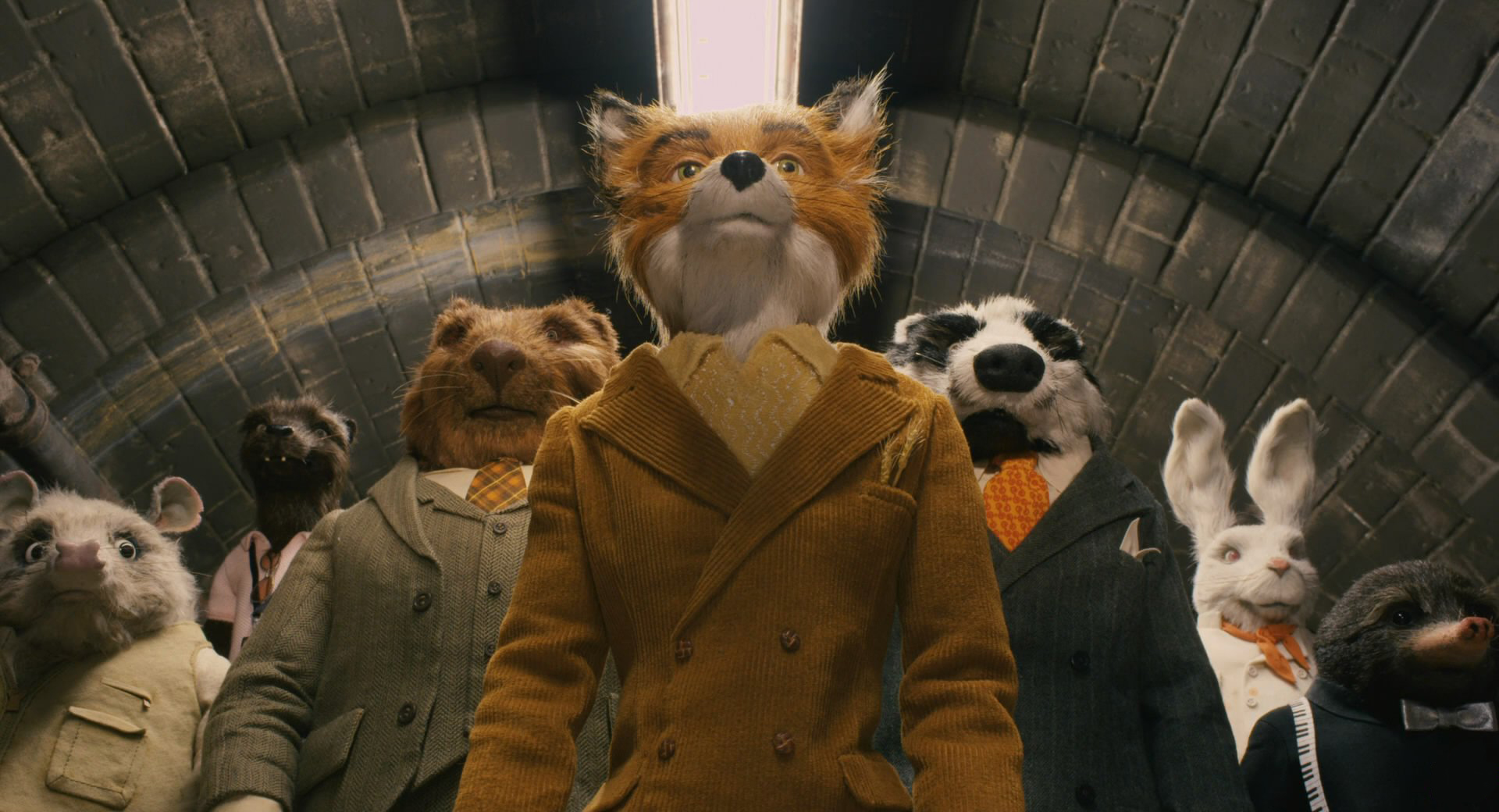 Fantastic mr fox adam wright