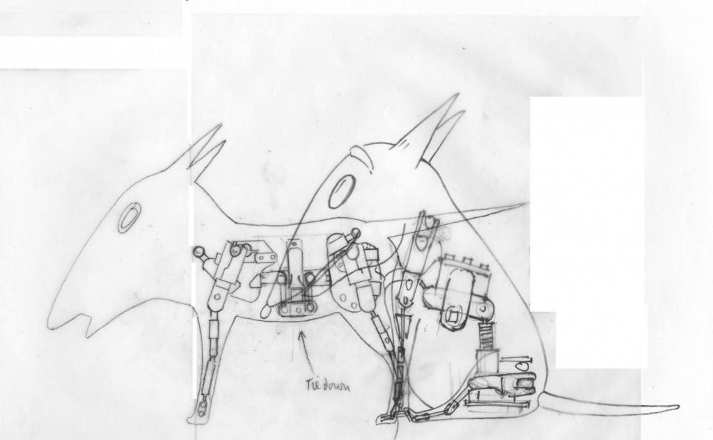 Sparky sketch