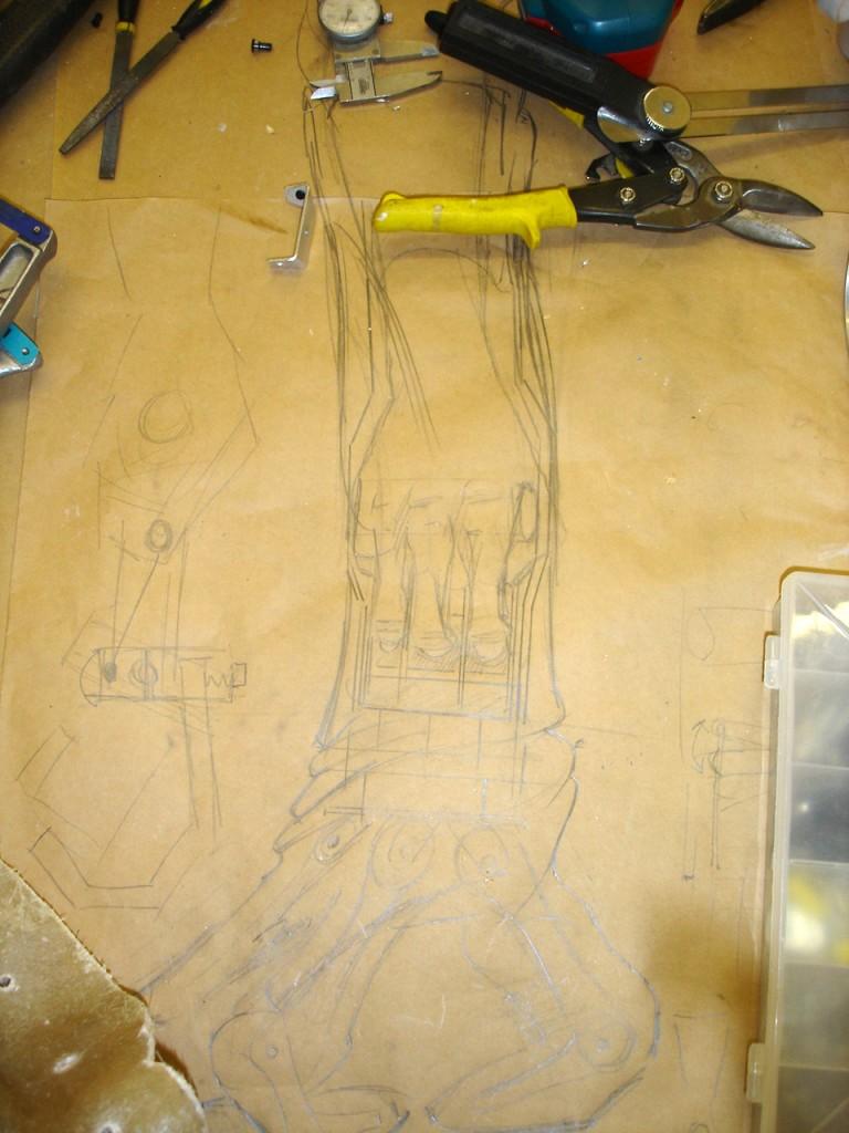 Arm design