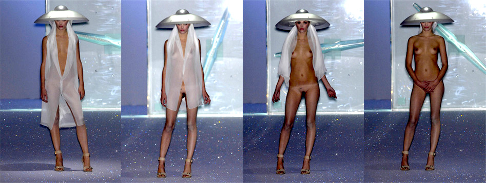 Hussein Chalayan's 'One Hundred and Eleven'