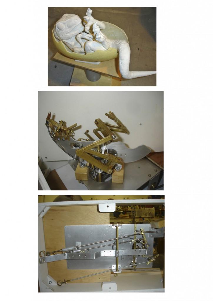 Dinosaur mechanics