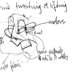 Twist sketch